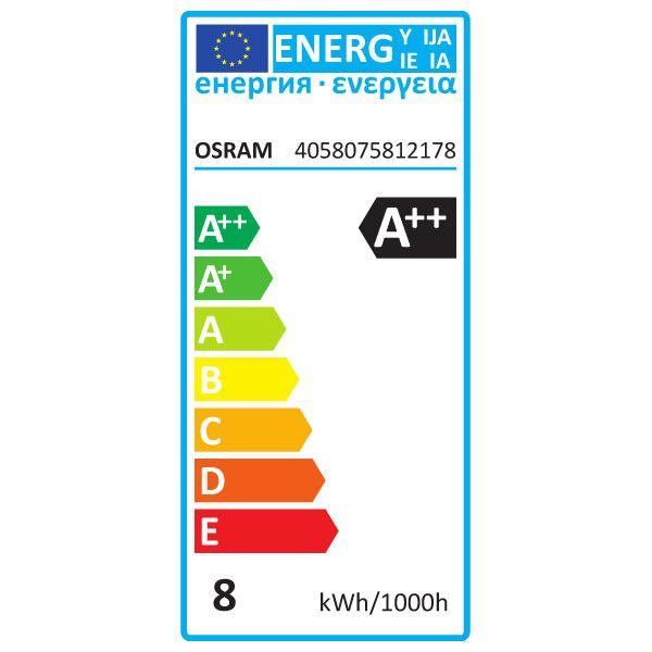 Ampoule led r7s parathom line 8w 2700k 78mm osram for Led r7s 78mm osram