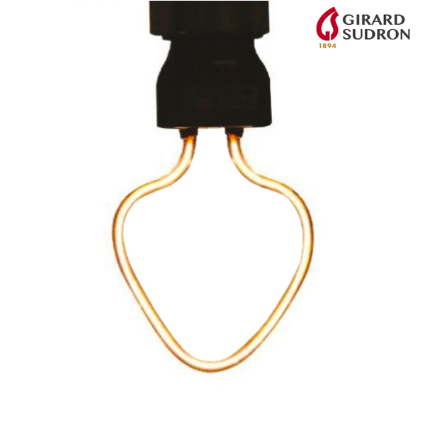 Ampoule LED STRAWBERRY E27 4W 240lm 360° 2200K Girard Sudron