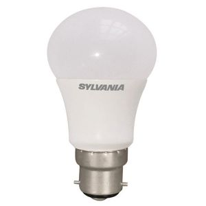 LED bulb Toledo B22 6.5W 470lm Standard Frosted Sylvania