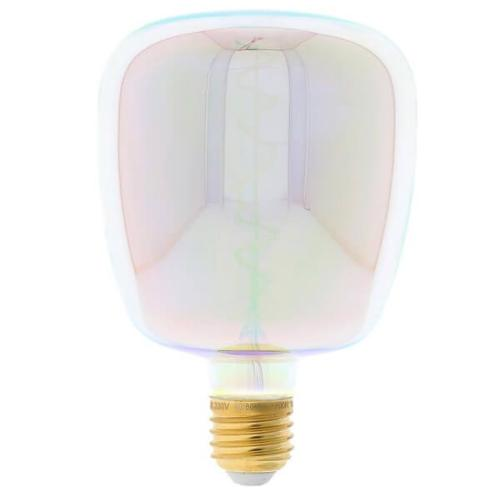 "Ampoule LED ""Candy"" E27 4W D140mm finition Irisée Girard Sudron"