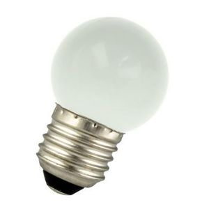 LED bulb E27 1W 2800K Spherical Opal Ariane